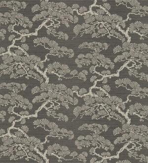 Papel pintado bonsáis artísticos estilo oriental Azumi 564988