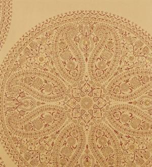 Papel pintado medallones grandes de cashmere vintage Brahma 565048