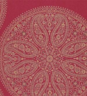 Papel pintado medallones grandes de cashmere vintage Brahma 565052