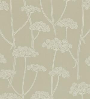 Papel pintado árboles diseño japonés Edulis 565083