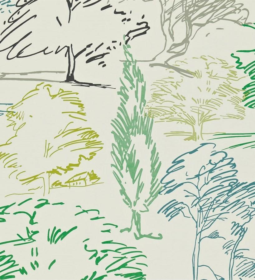 Papel pintado paisaje gallery of ver oferta with papel for Papel pintado paisajes