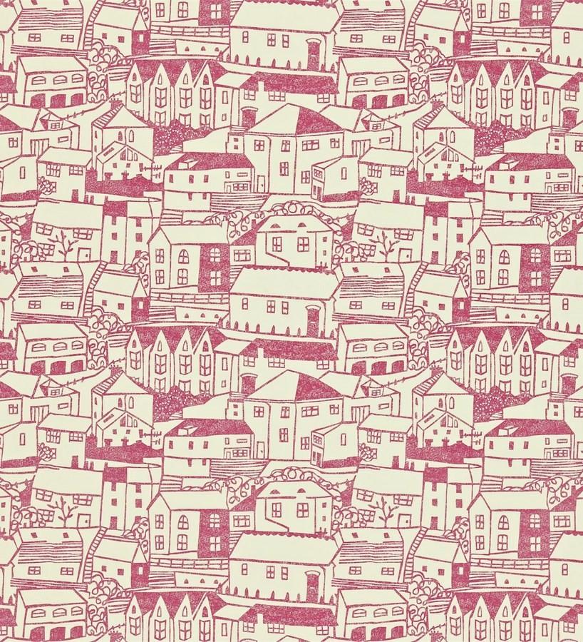 Papel pintado casas y edificios de ciudad art sticos for Papel pintado ciudades