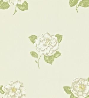 Papel pintado flores artísticas románticas vintage Tania 565220