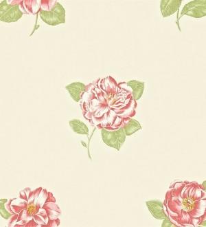Papel pintado flores artísticas románticas vintage Tania 565221