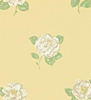 Papel pintado flores artísticas románticas vintage Tania 565222