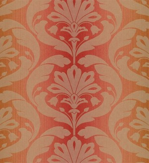 Papel pintado damasco moderno shabby chic isolde 565253 for Papel pintado moderno