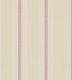 Papel pintado rayas clásicas efecto texturizado inglés Raya Nora 565329