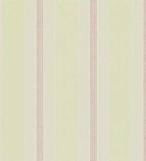Papel pintado rayas clásicas efecto texturizado inglés Raya Nora 565330
