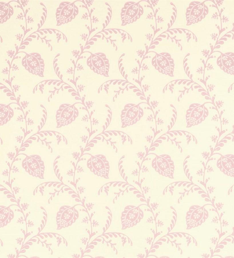 Papel pintado hojas artesanales y originales vintage Mavi 565336