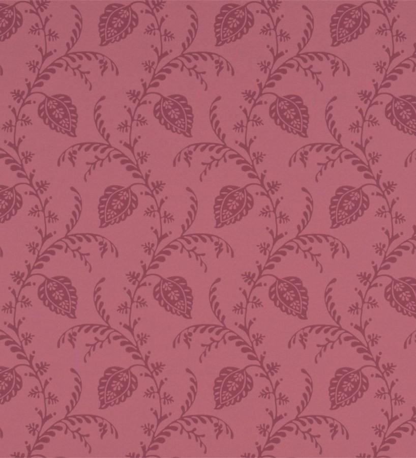 Papel pintado hojas artesanales y originales vintage Mavi 565338