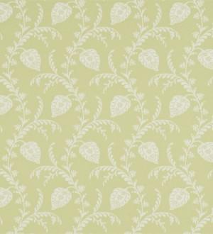 Papel pintado hojas artesanales y originales vintage Mavi 565341
