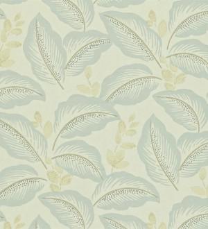 Papel pintado hojas tropicales artísticas diseño vintage Taigla 565366