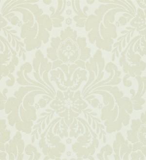 Papel pintado damasco con volutas de acanto clásicas Raffaello 565368