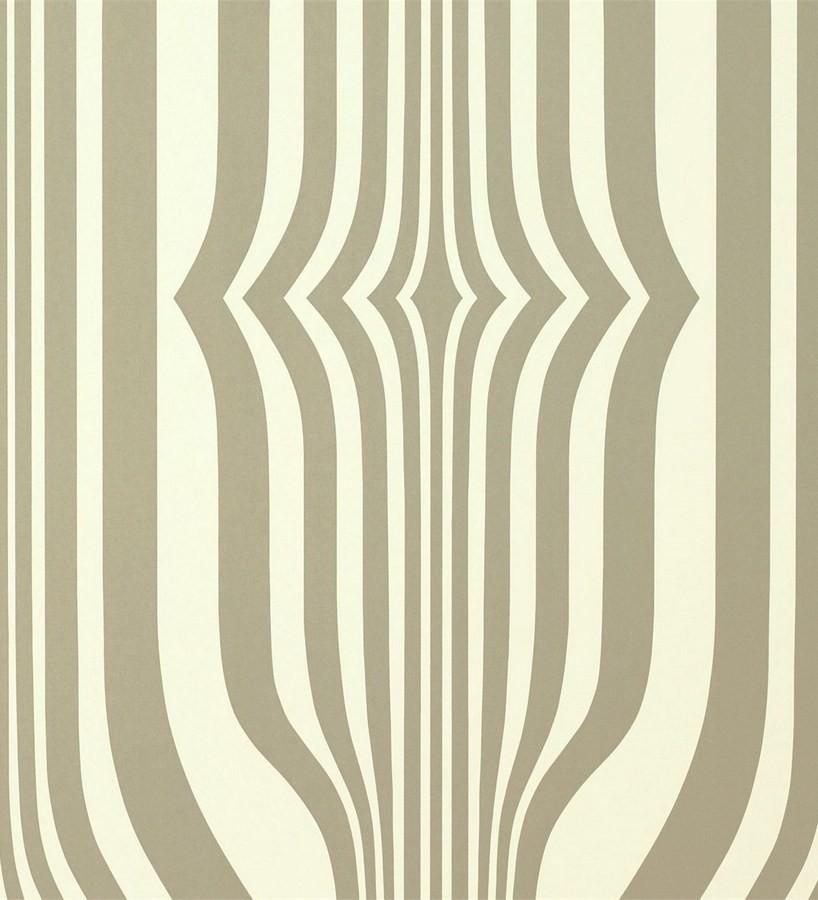 Papel pintado formas abstractas geométricas diseño retro Fincher 565428