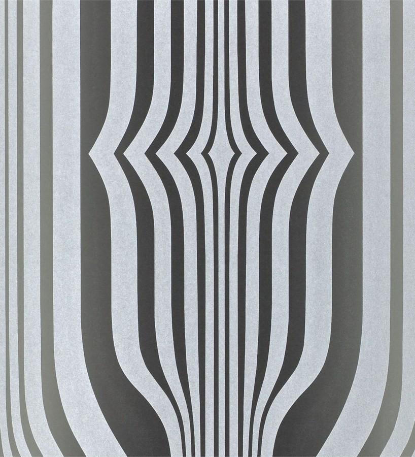 Papel pintado formas abstractas geom tricas dise o retro fincher 565429 - Papel pintado diseno ...