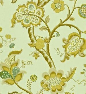 Papel pintado flores grandes diseño cashmere inglés Arlene 565449