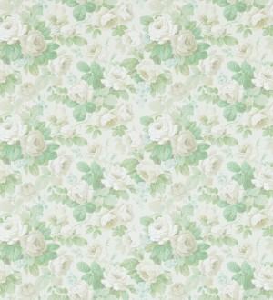 Papel pintado flores románticas vintage al óleo Bromelia 565499