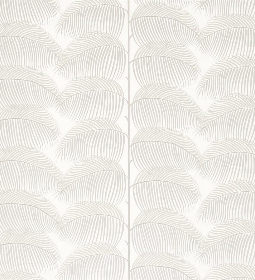 Papel pintado hojas de helecho estilo nórdico Biconia 565515