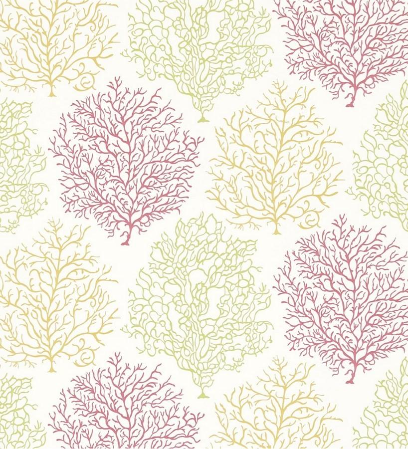 Papel pintado árboles sin hojas artísticos diseño inglés Gorbea 565534