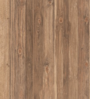 Papel pintado madera de roble con nudos estilo rústico Duala 453175
