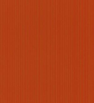 Papel pintado rayas diplomáticas veteadas dorado fondo rojo Ocelo 453392