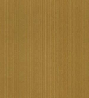 Papel pintado rayas diplomáticas veteadas doradas Ocelo 453393