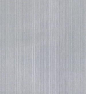 Papel pintado rayas diplomáticas veteadas grises plata Ocelo 453395