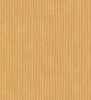 Papel pintado rayas finas cobre metalizado Raya Lulú 453449