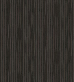 Papel pintado rayas finas tonos oscuros Raya Lulú 453451