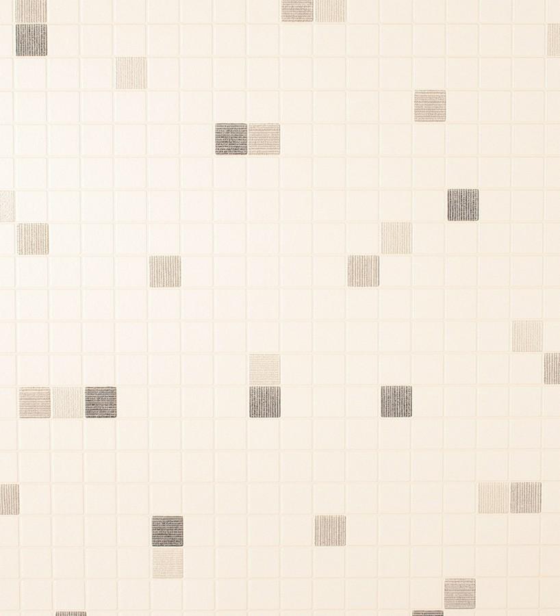 Papel pintado azulejo gresite para ba os y cocinas - Papel decorativo para banos ...