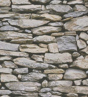 Papel pintado muro de piedra r stico campestre plauto 453868 - Papel pintado rustico ...
