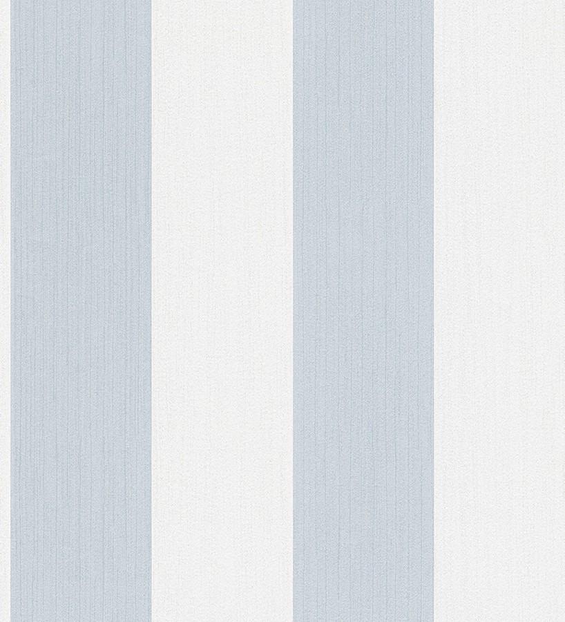 Papel pintado rayas anchas efecto veteado Raya Arán 453994