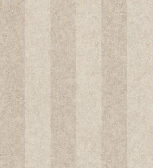 Papel pintado rayas simétricas beige claro y beige claro Raya Sacchetti 455823