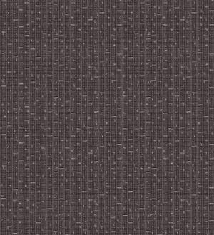 Papel pintado mosaico abstracto gris oscuro Támesis 455866