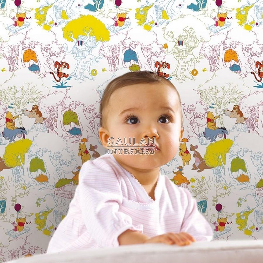 Papel pintado Colowall Kids Home 4 - 272-70-231 | 27270231