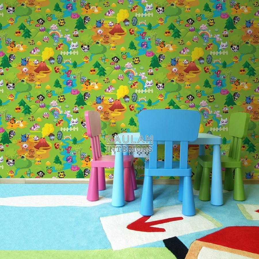 Papel pintado Colowall Kids Home 4 - 272-70-241 | 27270241