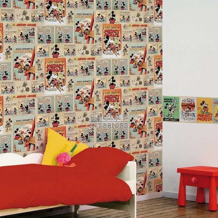 Papel pintado Colowall Kids Home 4 - 272-70-242 | 27270242