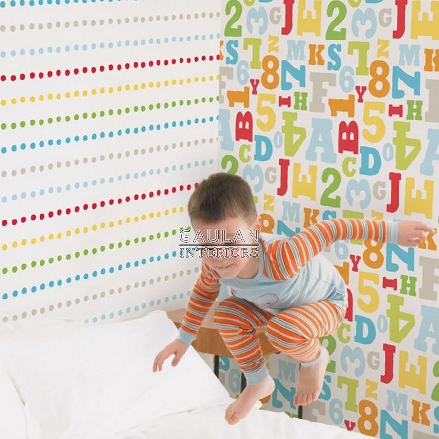 Papel pintado Colowall Kids Home 4 - 272-DF70499 | 272DF70499