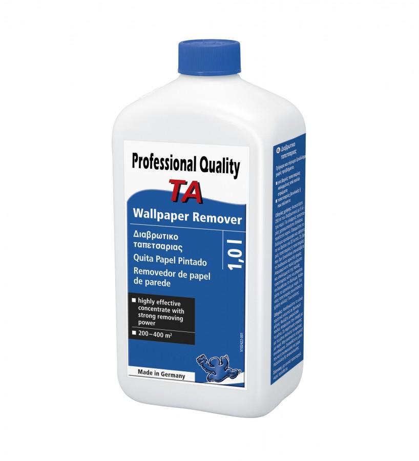 Quita papel pintado profesional para arrancar y desprender con facilidad Ultra Remover Glu 577