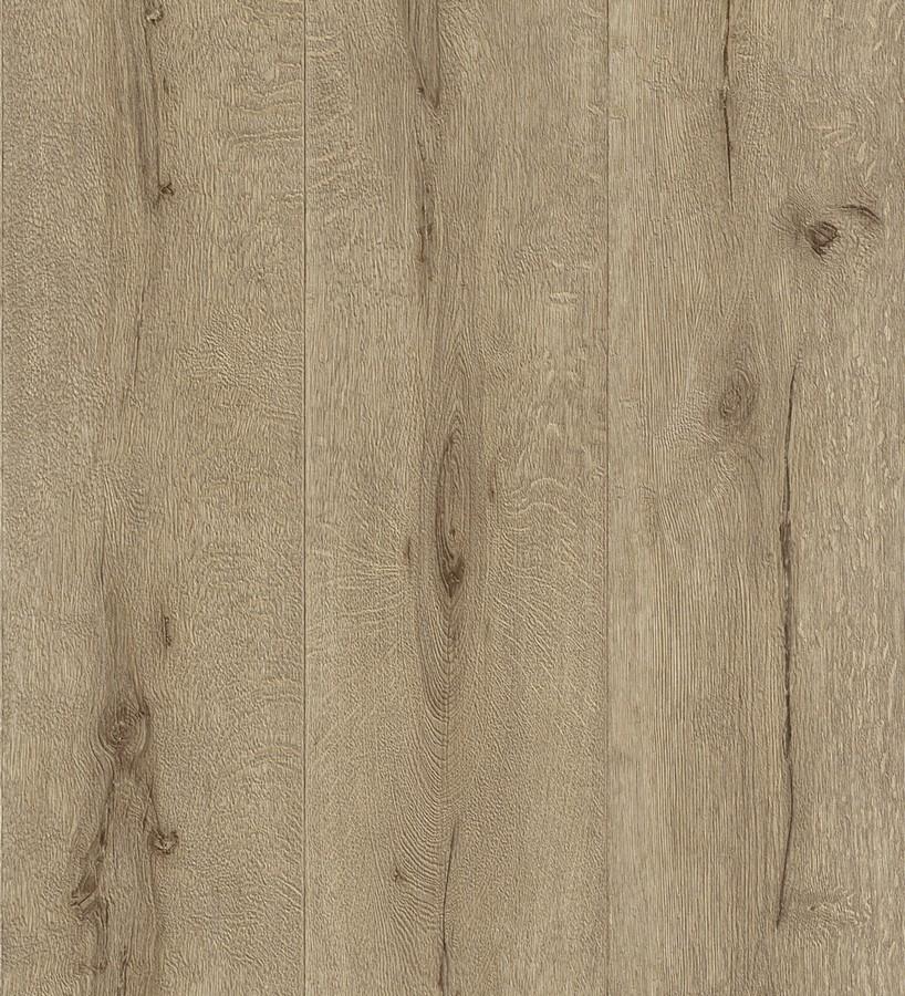 Papel pintado imitación madera rústica marrón topo Coimbra 6019