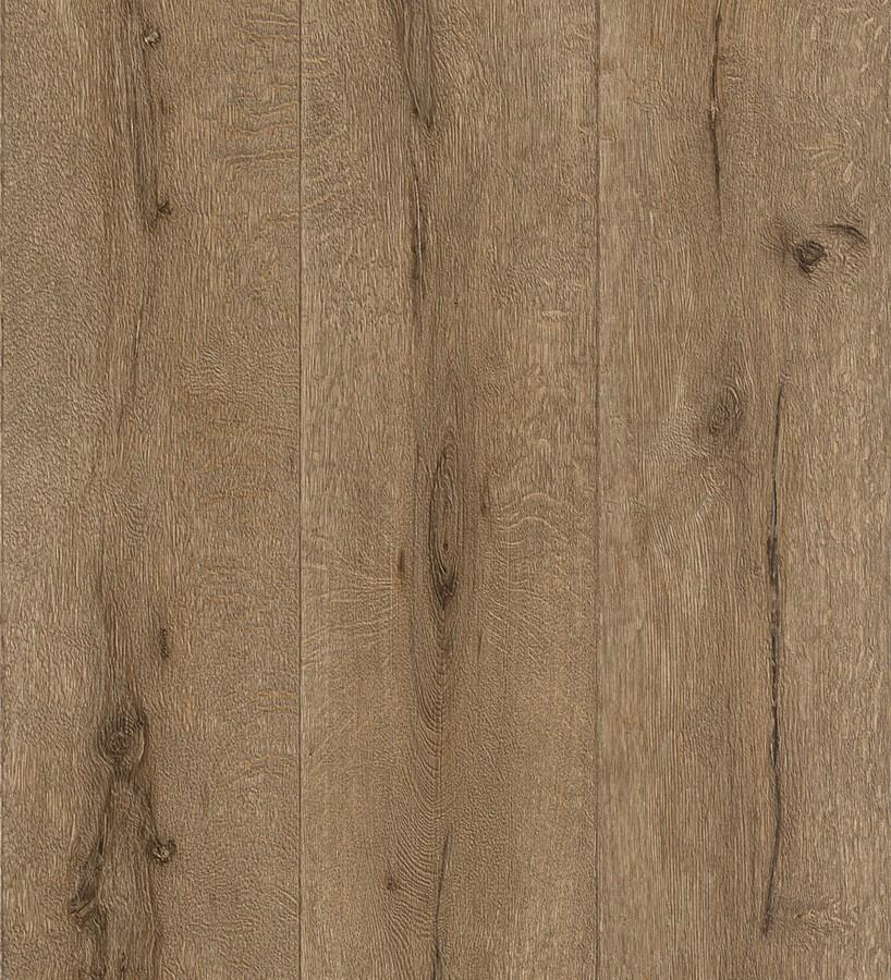 Papel pintado imitación madera rústica marrón camel Coimbra 6021