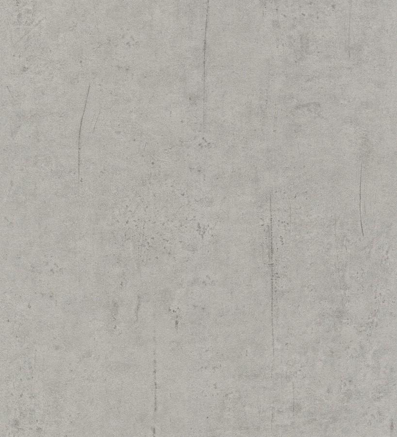 Papel pintado imitando hormigón gris Arrue 6907