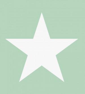 Papel pintado estrella grande infantil Lira 7307