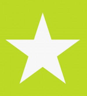 Papel pintado estrella grande infantil Lira 7334