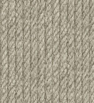 Papel pintado diseño naútico de cuerdas marrón grisáceo claro Holger 8388