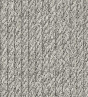 Papel pintado diseño naútico de cuerdas gris claro Holger 8389
