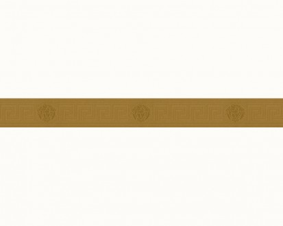 Cenefa friso romano dorado con moneda de Pérgamo Royal Palace 453396