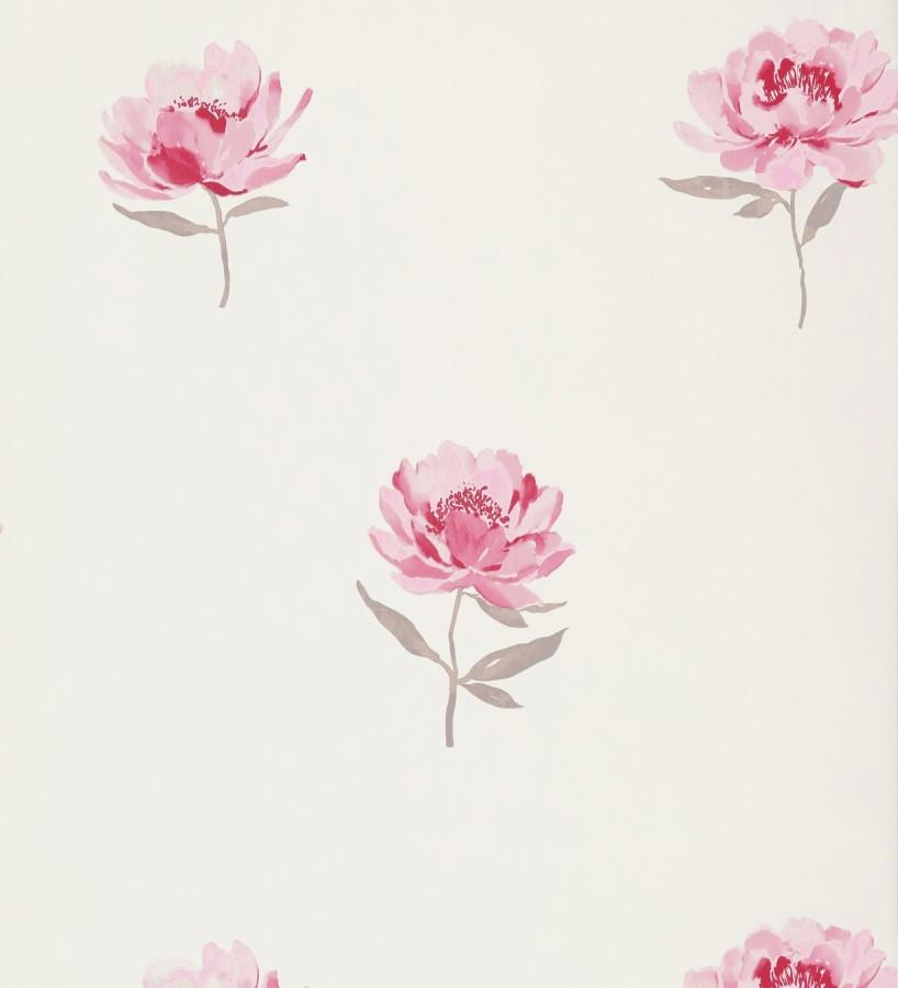 Papel pintado con flores vintage armony 421515 - Papeles pintados gaulan ...