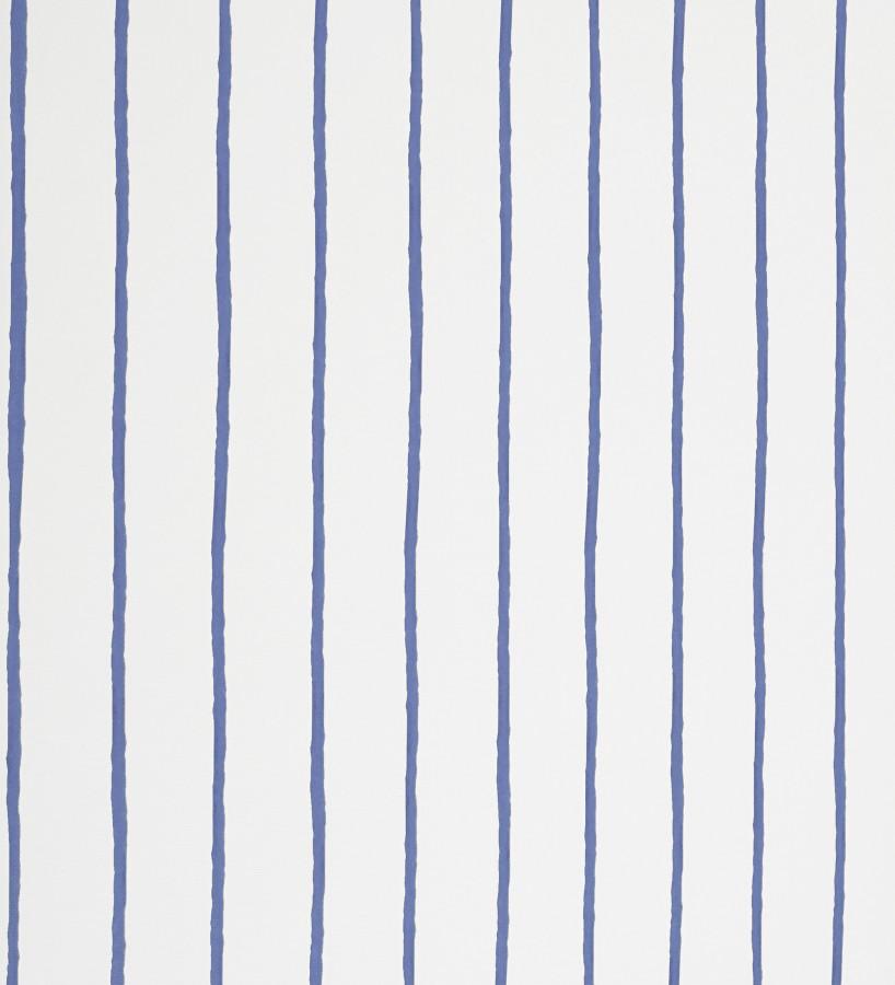 Papel pintado rayas finas art sticas a pincel raya odiel 421534 - Papel con rayas ...