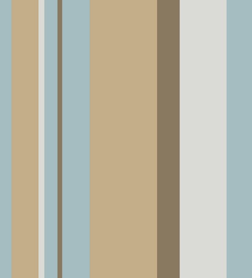 Papel pintado rayas asimétricas tricolor Raya Skate Urban 421543